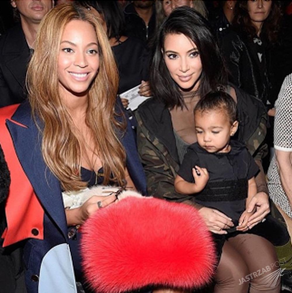 Beyonce, Kim i North