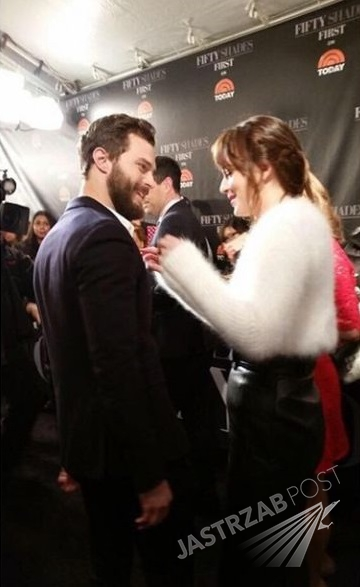 Jamie Dornan, Dakota Johnson