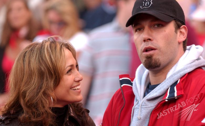 Ben and Jen at Red Sox Yankees Game