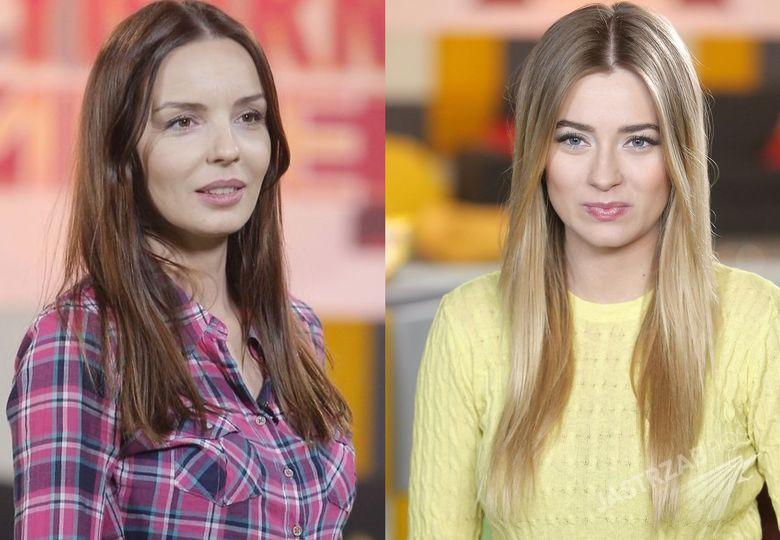 Agnieszka Włodarczyk i Marcelina Zawadzka