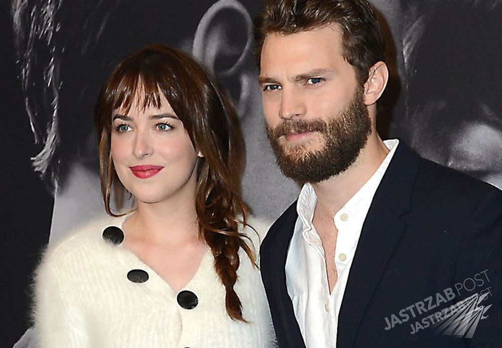 Jamie Dornan i Dakota Johnson