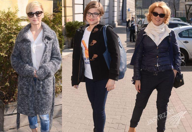 Ania Wyszkoni, Dominika Gwit i Dorota Chotecka
