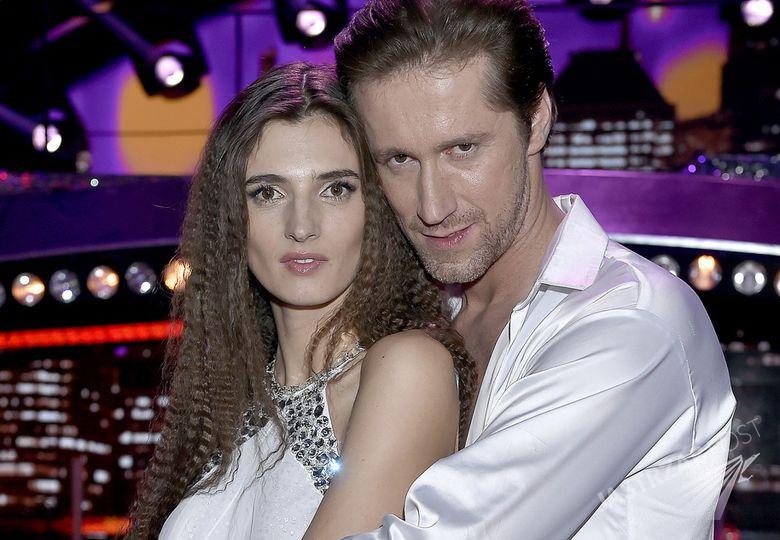Kamila Szczawińska i Robert Kochanek