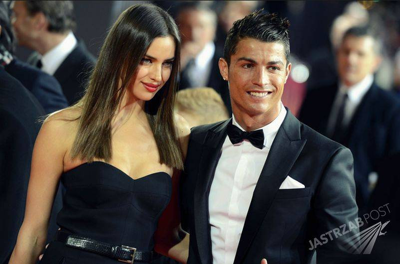 Irina Shayk, Cristiano Ronaldo
