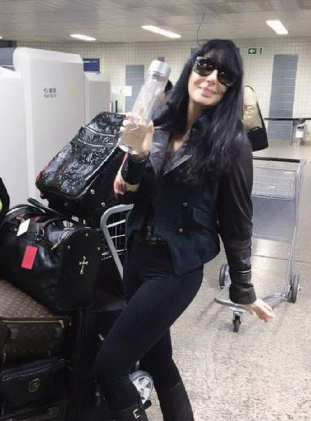 Cher Fot. screen z Facebook