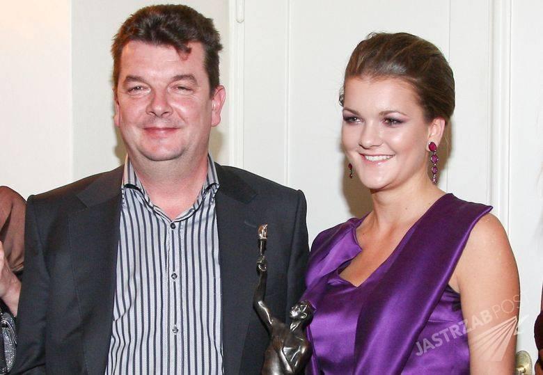 Robert Radwański i Agnieszka Radwańska