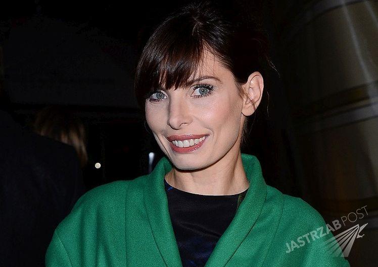Zdjęcie (3) 44-letnia Agnieszka Dygant pokazała swoją twarz bez makijażu! Młodsze aktorki mogą przez nią wpaść w kompleksy!