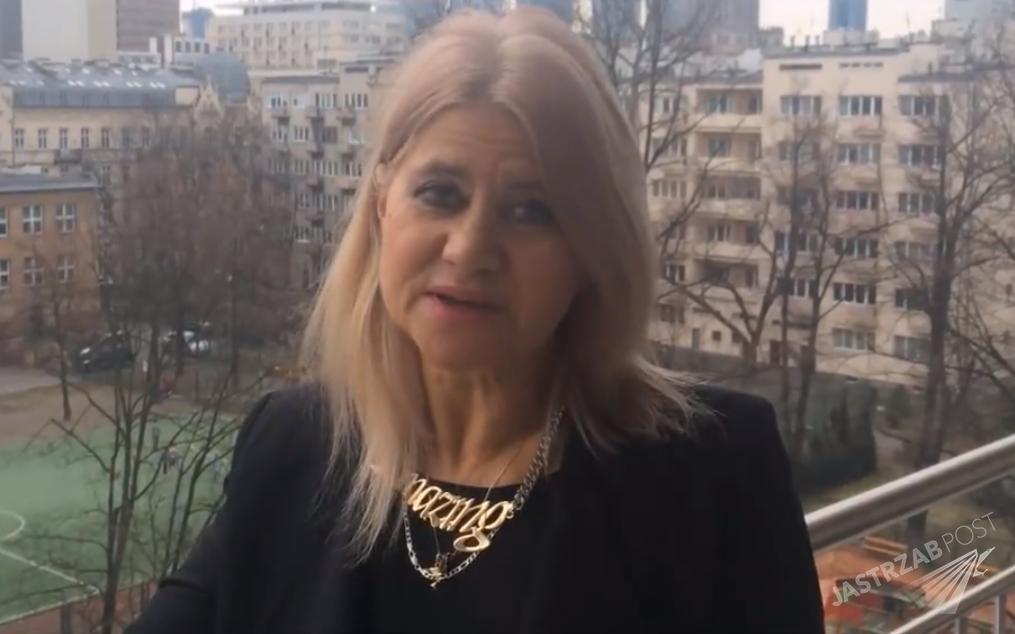 Izabela Kisio-Skorupa Mama Oli Kisio wideo