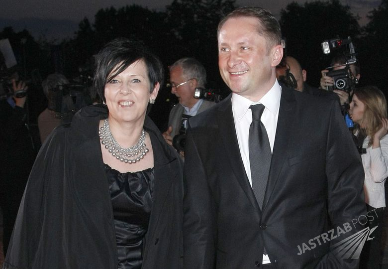 Kamil Durczok i Marianna Dufek-Durczok
