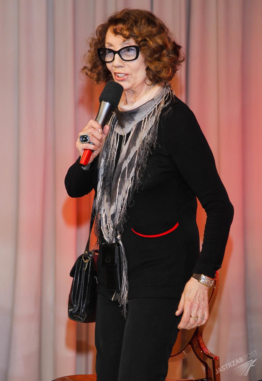 Olga Lipińska urodzona 11 października 1938