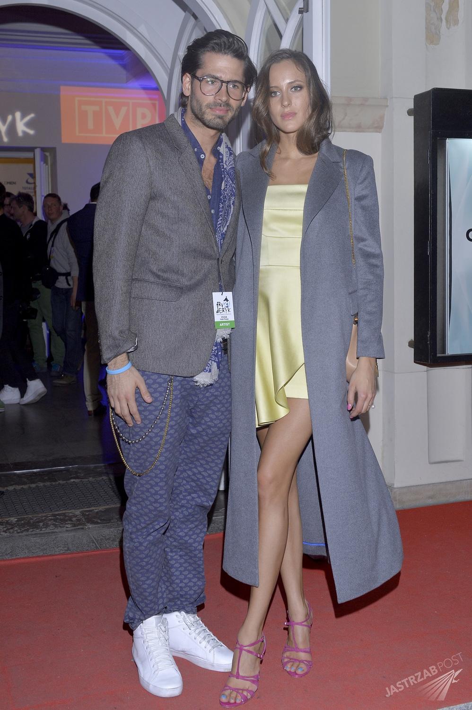 Radzimir Dębski i Klaudia Wróbel (fot. AKPA)