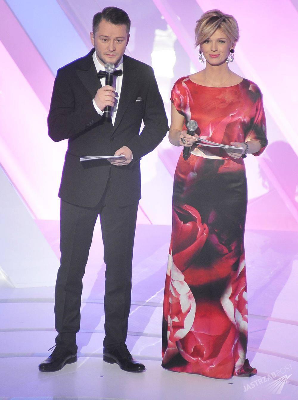 Jarosław Kuźniar i Magdalena Mołek