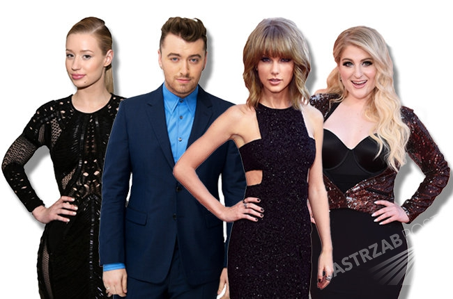 Lista nominowanych do Billboard Music Awards 2015