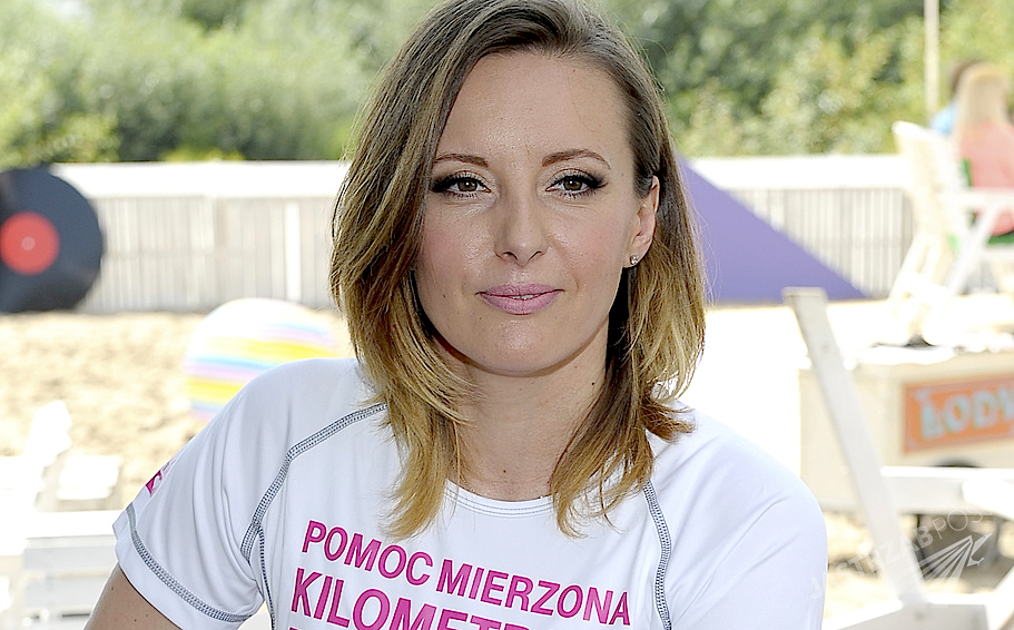 Monika Kuszyńska akcja Vote4Monika