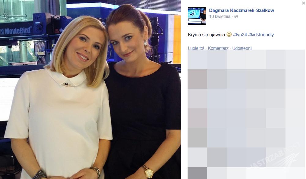 Joanna Kryńska i Dagmara Kaczmarek-Szałkow
