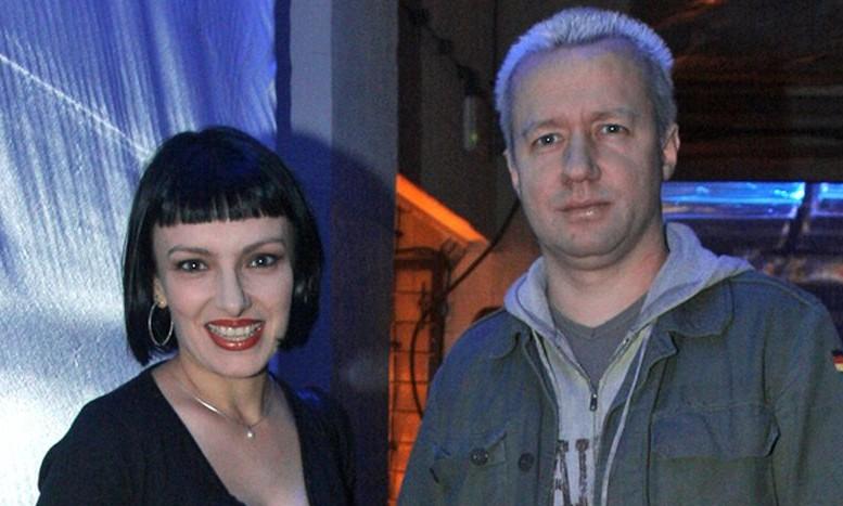 Alicja Borkowska i Robert Leszczyński