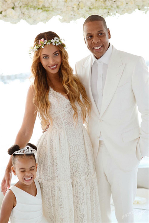 Beyonce i Jay Z świętują rocznicę ślubu