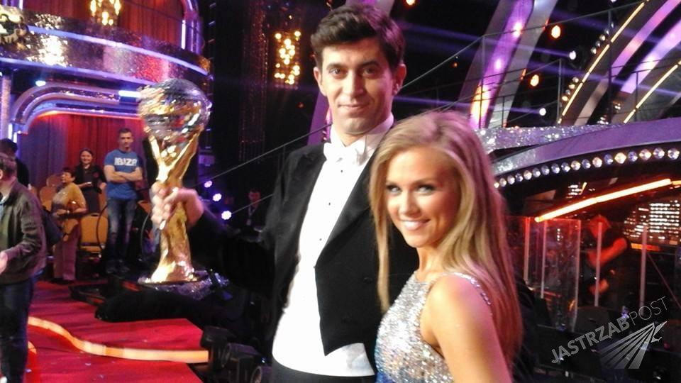 Krzysztof Wieszczek i Agnieszka Kaczorowska wygrali TzG, fot. AKPA