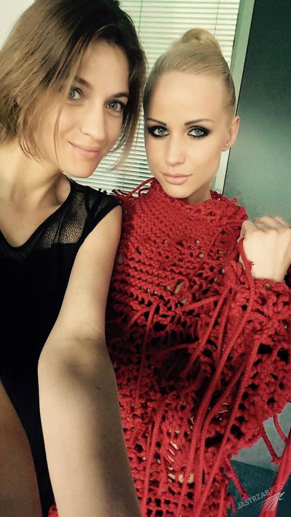 Wodzianka i Renata Kaczoruk Fot. screen z Facebook