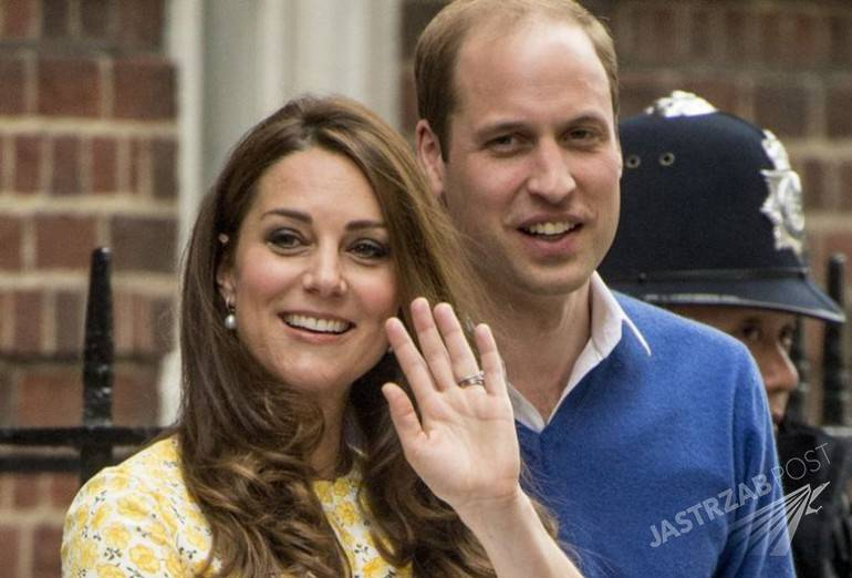 Kate Middlton i William