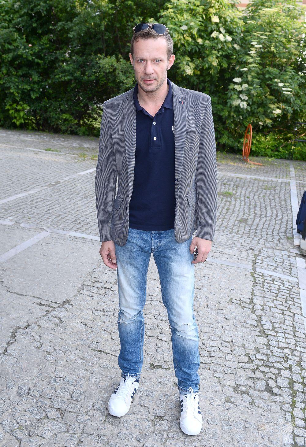 Grzegorz Małecki, premiera spektaklu Truciciel, fot. ONS