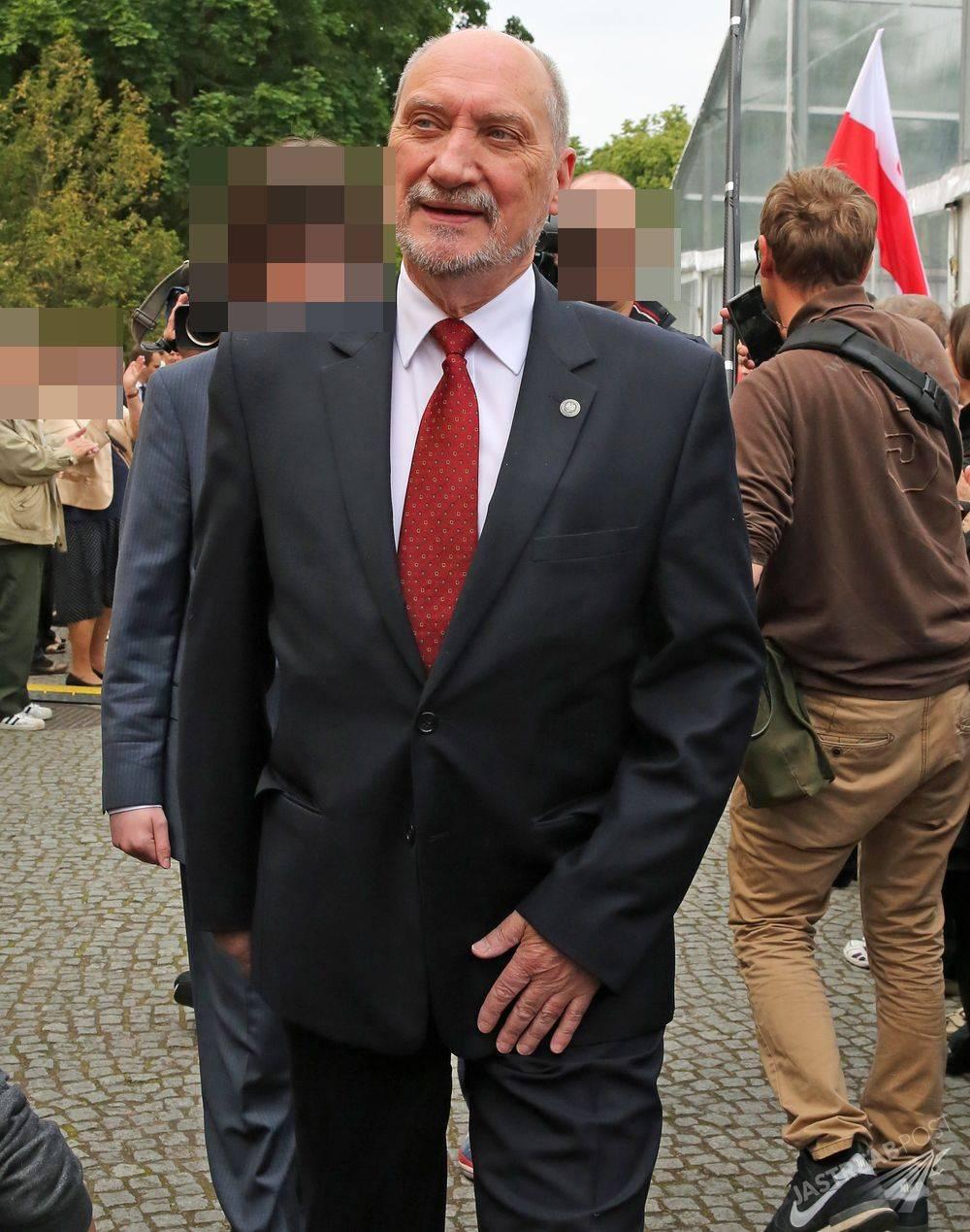 Antoni Macierewicz adresatem listu Jurka Owsiaka