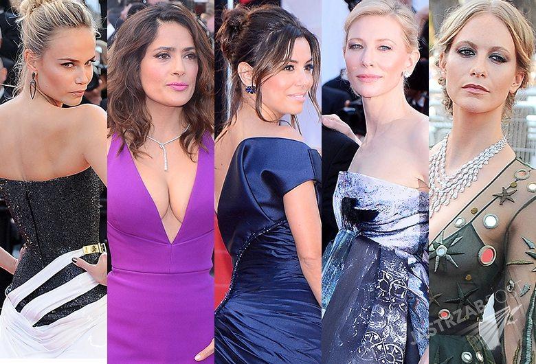 Gwiazdy w Cannes, fot. ONS