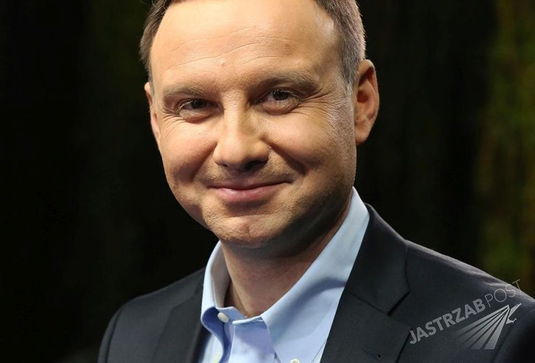 Córka Andrzeja Dudy, Kinga, foto: ONS