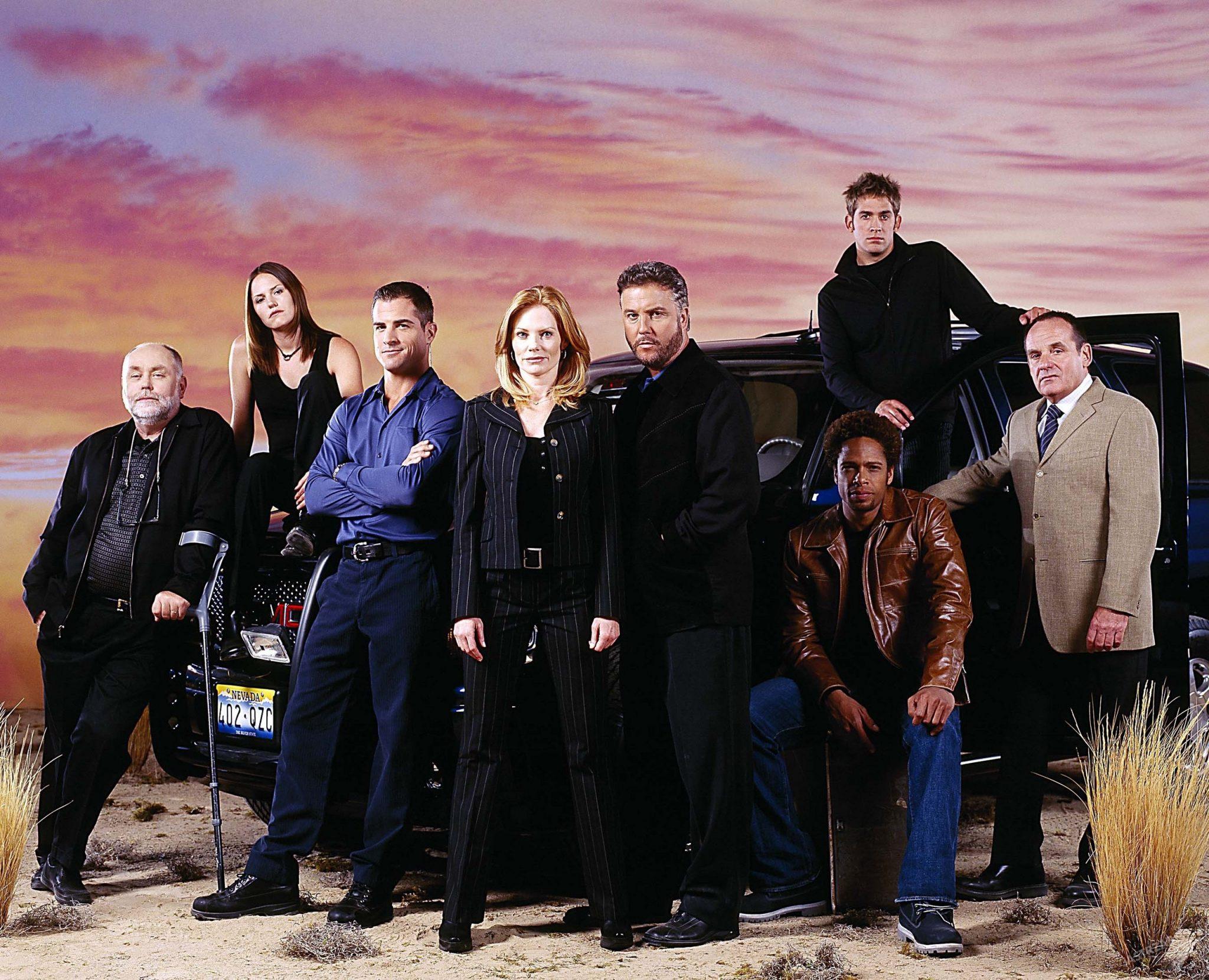CSI: Kryminalne Zagadki Las Vegas Fot. screen z www.fanpop.com