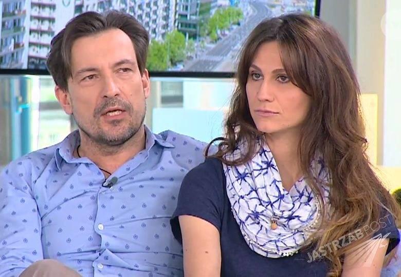 Dariusz Kordek i Eliza Kordek