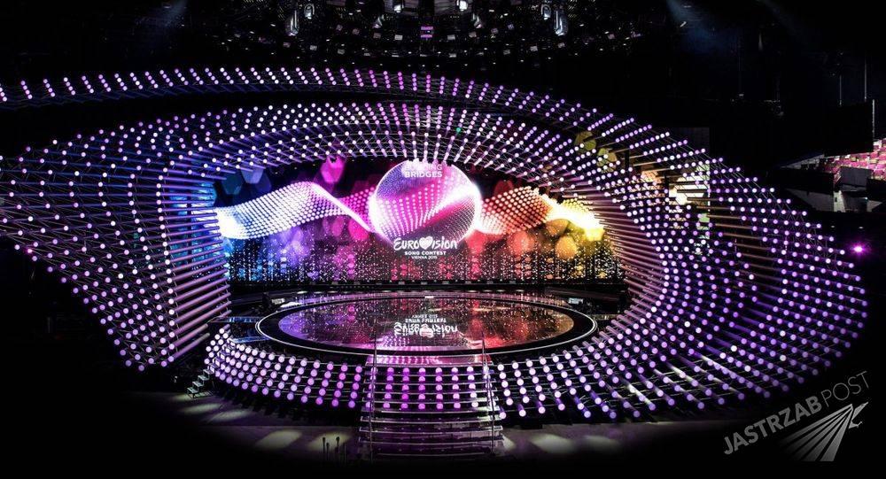 Eurowizja 2015, scena Fot. screen z eurowizja.org