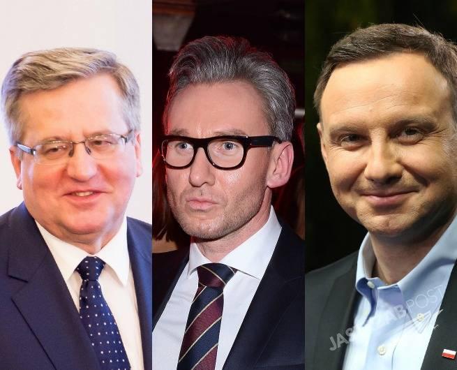 Bronisław Komorowski, Andrzej Duda, Piotr Schramm
