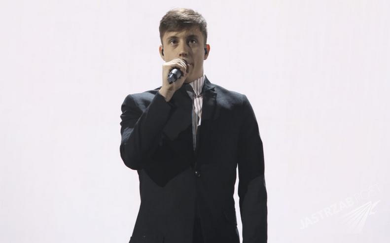 Belgia - Loïc Nottet i Rhythm Inside