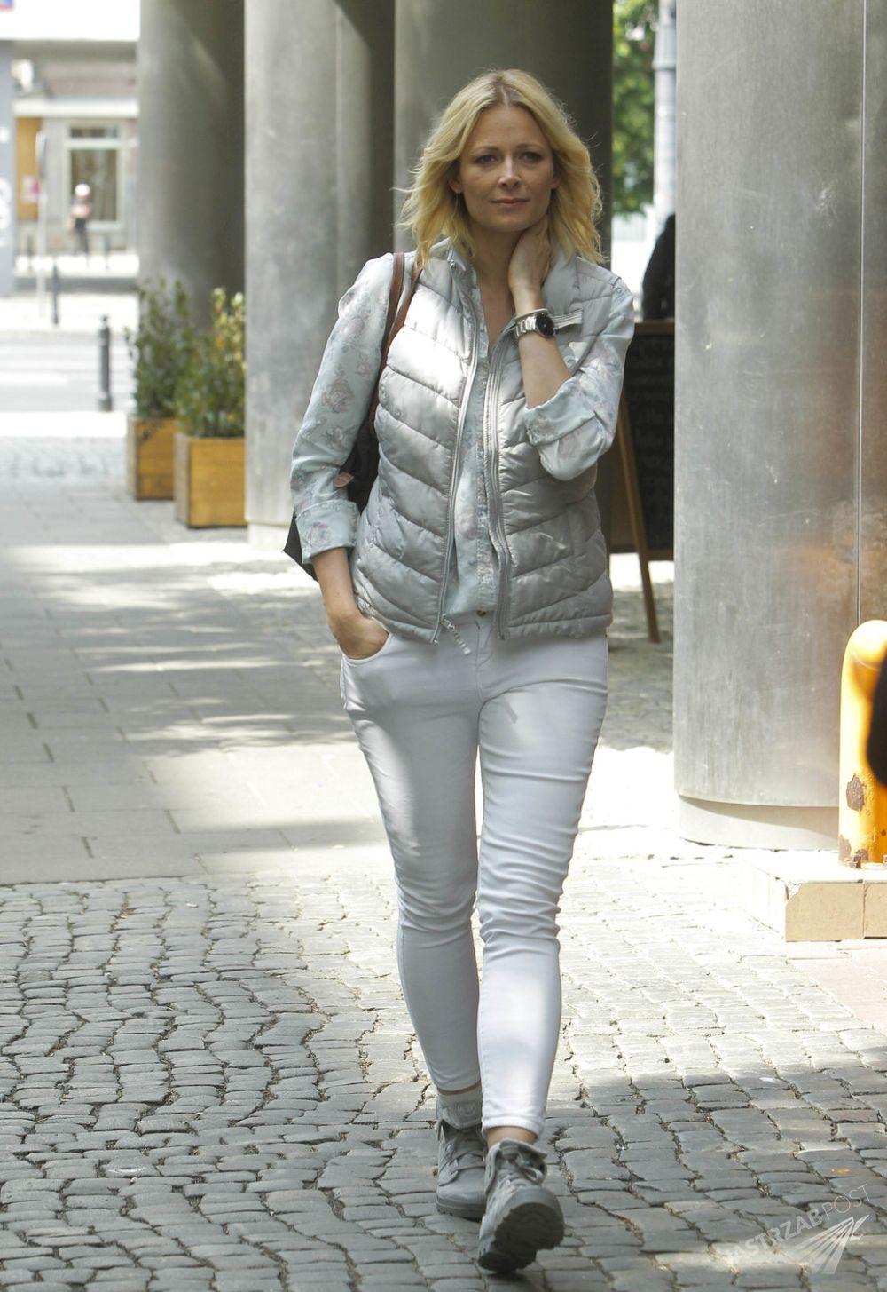 Odeta Moro codziennie odwiedza Michała Figurskiego w szpitalu