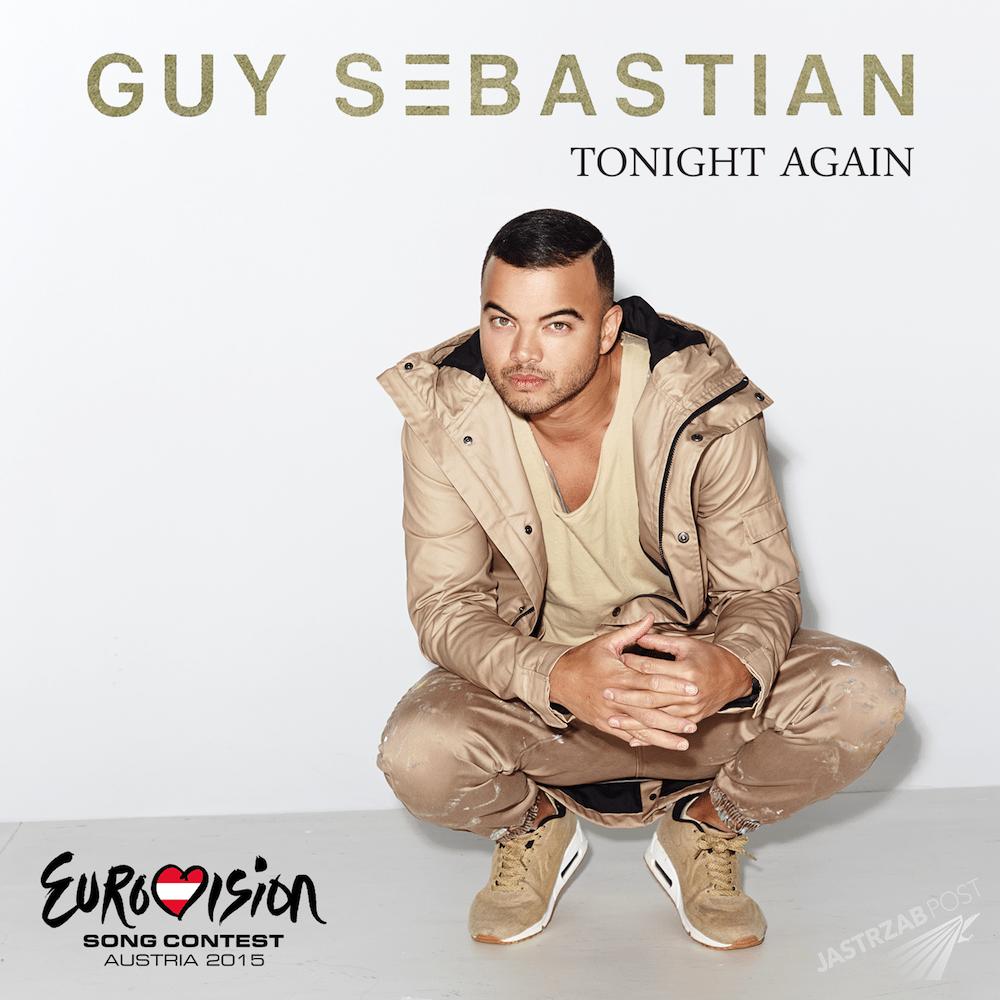 Piosenki z Eurowizji 2015 - Australia - Guy Sebastian - Tonight Again