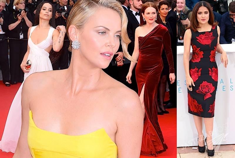 Cannes 2015 najpiękniejsze kreacje na czerwonym dywanie