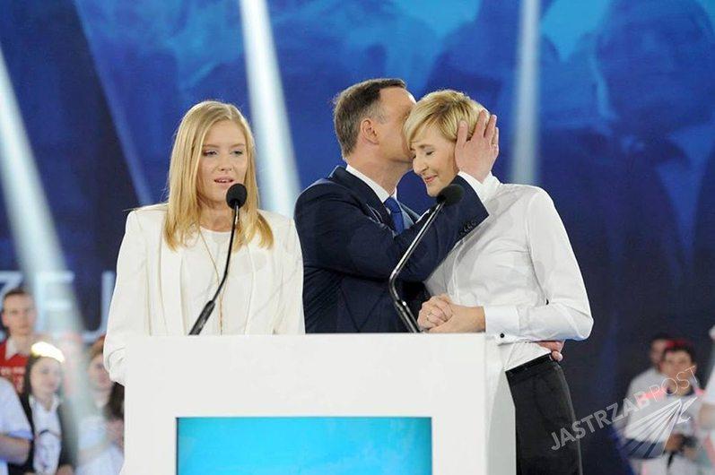 Kim są Kinga i Agata Duda, fot. Facebook