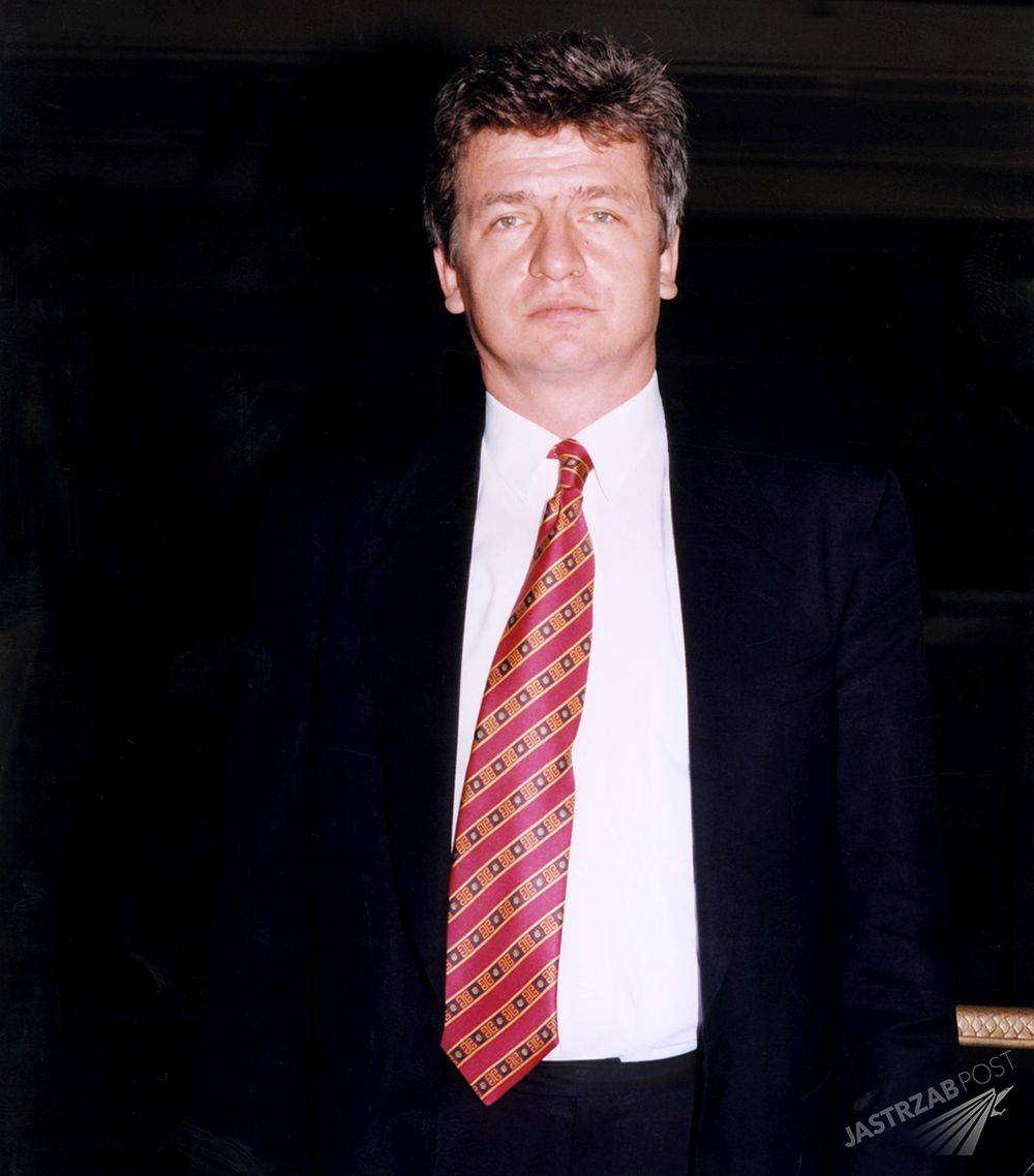Piotr Ikonowicz Fot. akpa