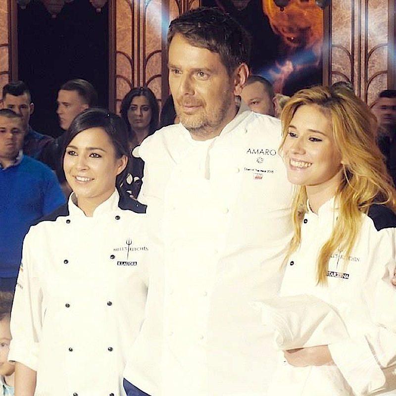 Kasia Domańska wygrała Hell's Kitchen 3. Klaudia Chamarczuk tłumaczy się z przegranej na Facebooku
