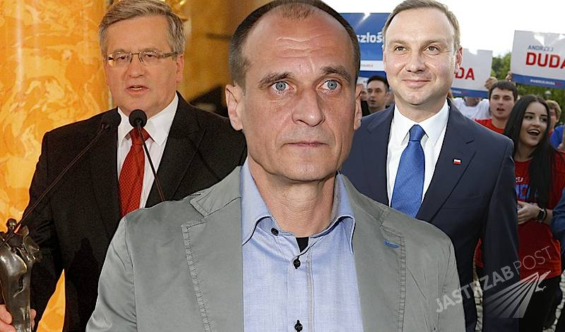 Kogo Paweł Kukiz popiera w Wyborach 2015? Paweł Kukiz o Debacie Andrzeja Dudy i Bronisława Komorowskiego
