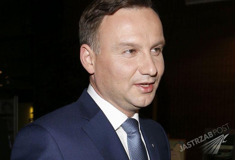 Młody Andrzej Duda. Stare zdjęcie polityka
