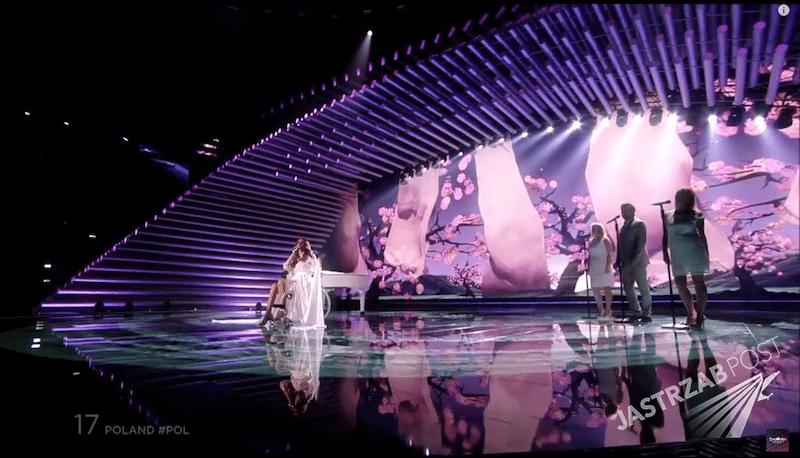 Monika Kuszyńska wystąpiła na Eurowizji jako ostatnia