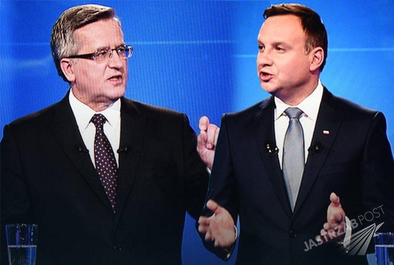 Oglądalność Debaty 2015. Ile osób obejrzało Debatę? Kto wygrał Debatę? Duda czy Komorowski?