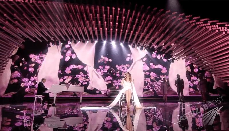 Występ Polski w finale Eurowizji 2015
