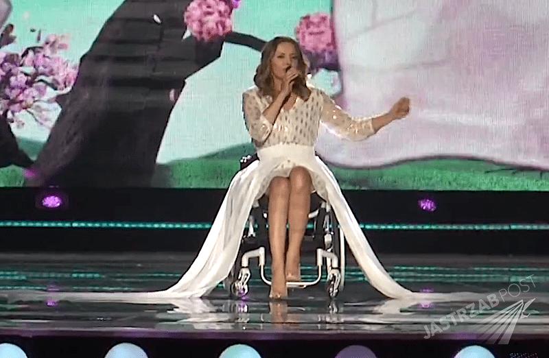 Pierwsza próba Moniki Kuszyńskiej na Eurowizji 2015 z mężem Jakubem Ruczyńskim. Video z YouTube
