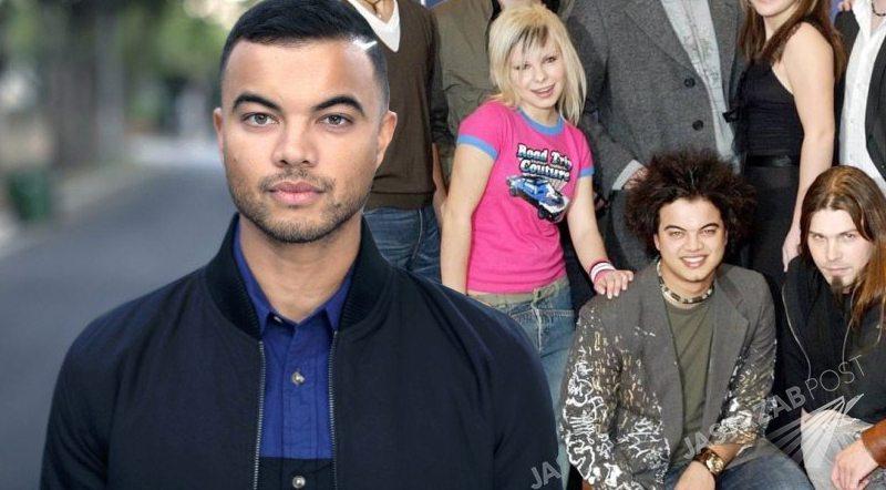 Guy Sebastian z Australii na Światowym Idolu z Alicją Janosz