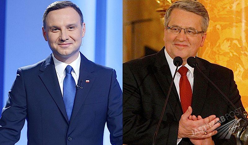 Kto wygrał wybory prezydenckie 2015? Wyniki. Andrzej Duda prezydentem