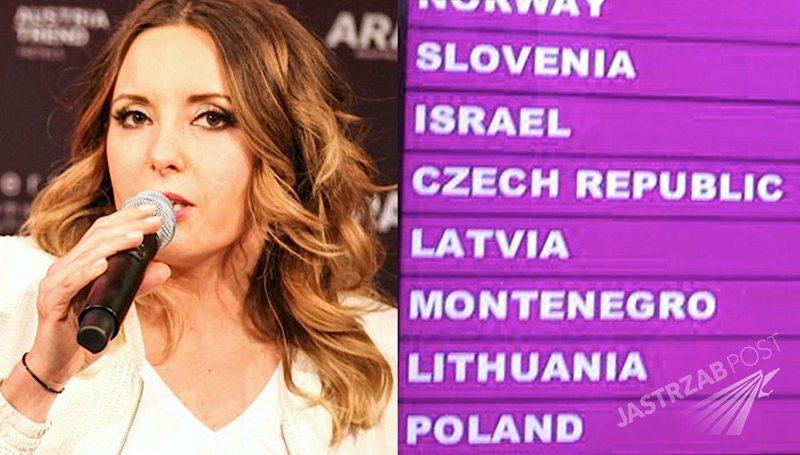 Wyniki Eurowizji 2015. Które miejsce zajęła Polska w półfinale? Ile punktów dostała Polska na Eurowizji 2015? Kto wygrał Eurowizję 2015?