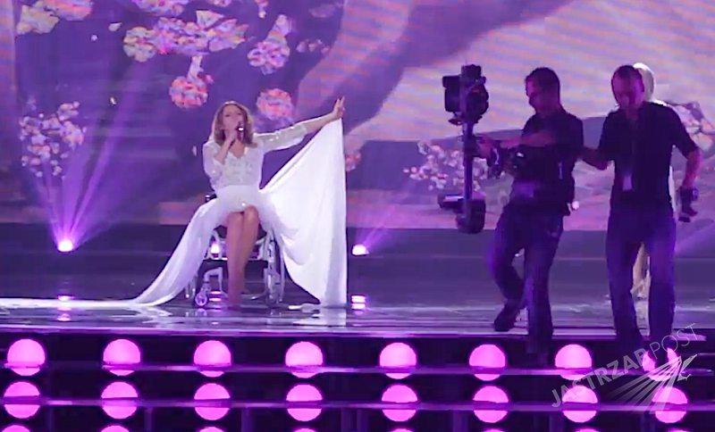 Wideo z występu Moniki Kuszyńskiej na Eurowizji 2015. Które miejsce zajęła Polska i ile punktów dostała?