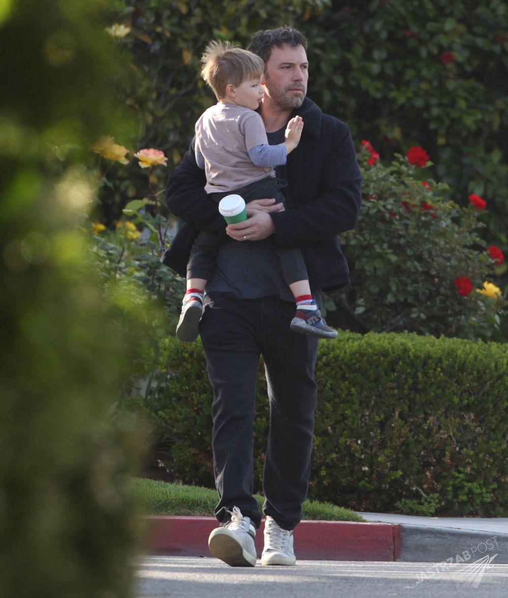 Znamy szczegóły rozwodu Bena Afflecka i Jennifer Garner zdjecie 1
